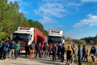 Tras la protesta de transportistas, el gobierno uruguayo decidió seguir pagando los hisopados por un tiempo