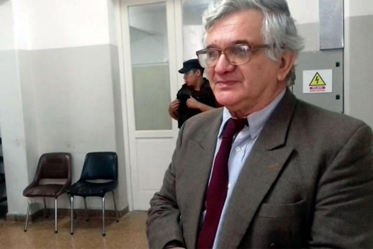 El Dr. Osvaldo Sarli defiende a Luis Mazurier