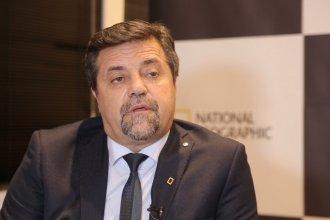 Apoyan a Caruso Lombardi: Técnicos de la costa del Uruguay crearon una Agrupación