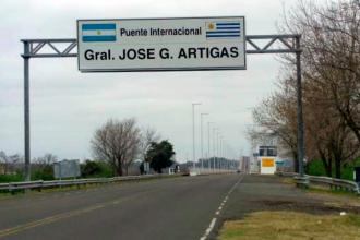 Uruguay confirmó que las fronteras seguirán cerradas hasta fin de octubre