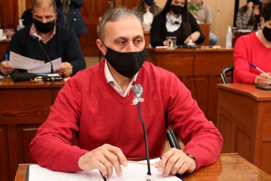 Roberto González es el autor del proyecto.