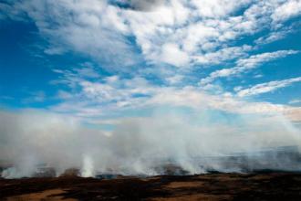 """Incendios en el Delta: la Corte Suprema dispuso la creación de un """"Comité de Emergencia"""""""