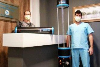 En tiempos de pandemia, diseñaron novedosos purificadores de aire ¿Cómo funciona cada uno?