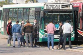 Otra vez Paraná con retención de servicios de colectivos urbanos