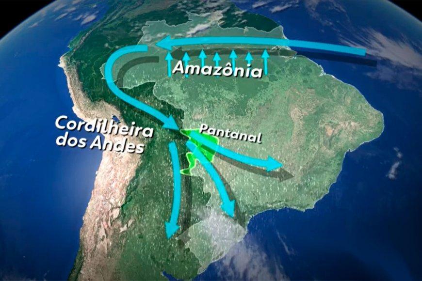 El gráfico publicado en Brasil por O Globo