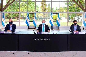 Las 6 prohibiciones que rigen desde hoy e incluyen a Entre Ríos, por decreto del presidente Fernández