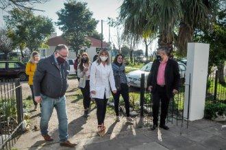 Santa Cruz busca impulsar un proyecto educativo en Pueblo Cazés