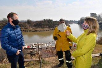 Declararon la emergencia ambiental por los incendios en el Delta entrerriano