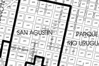 """Miedo al miedo que se respira a una cuadra del """"San Agustín"""", el barrio al que podrían """"cerrar"""""""