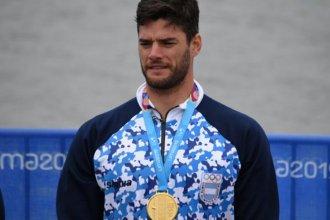 """""""Mi vida gira en torno a los Juegos de Tokio"""", expresó atleta olímpico que entrena en ciudad entrerriana"""