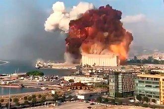 La explosión de Beirut y nosotros