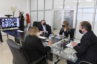 Anunciaron programa de 500 millones de pesos para fortalecer clubes entrerrianos