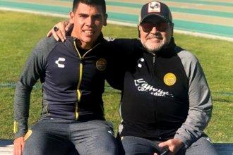 Fue dirigido por Maradona y se transformó en el sexto refuerzo de Patronato