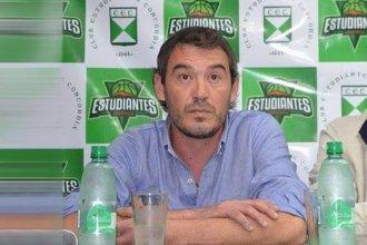 """""""La confirmación no está maquillando inconvenientes económicos"""", admitió el presidente de Estudiantes"""