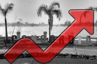 Sube rápidamente el número de positivos en Concordia: en 13 días de agosto se sumaron 10 nuevos casos