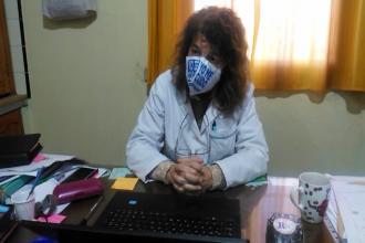 """""""A veces la gente no refiere de dónde viene para evitar el aislamiento"""", dijo la directora del Hospital San Benjamín"""