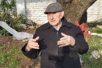 """Una vida dedicada al servicio: Declararon ciudadano ilustre al Padre """"Pepe"""" Temón"""