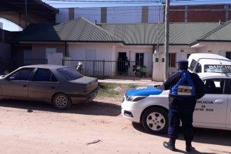 Dos allanamientos y una mujer detenida en una causa por robo calificado
