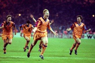 El héroe de la Champions del '92, es el nuevo técnico de Barcelona