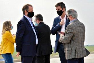 Cresto llamó a la unidad del peronismo, con un pedido de acompañamiento a Bordet de cara al 2021