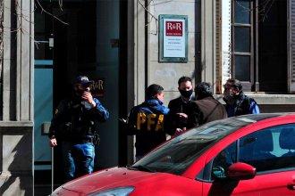 Durante 5 horas, allanaron un estudio contable de Entre Ríos por fraude con el CUIT de Cristina Kirchner