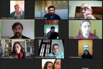 """""""Reinventarse para mantener vivo el propósito"""":  Giano se reunió con representantes de organizaciones intermedias"""