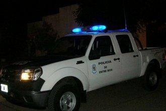 """""""Dispersión de grupos"""", la tarea que la Policía hizo con estudiantes en la noche de primavera"""