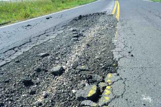 """Pedido de informes apunta a """"presunto fraude"""" en la construcción de una ruta entrerriana"""