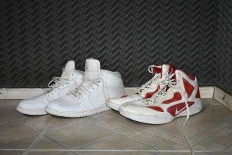 Los dos pares de zapatillas que unieron a Concordia, Lomas de Zamora y España