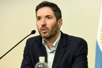 """""""Sin salud no hay futuro"""": la mirada del ministro Müller sobre las restricciones"""