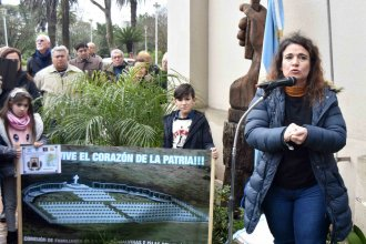 """""""Mi hermano no fue ningún miserable"""": Familiares de Caídos en Malvinas repudiaron los dichos de periodista de C5N"""