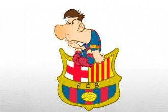 ¿Messi es mucho más que un club?