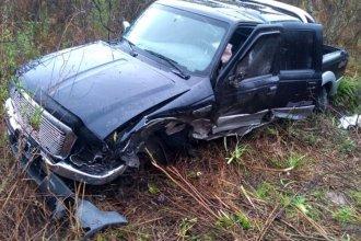En un martes lluvioso, protagonizaron un violento impacto en el norte entrerriano