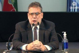 Con la salida de otra funcionaria, Francolini anticipó que habrá cambios en varios sectores del municipio