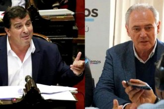 """Entre el """"papelón"""" y el """"atropello"""": cruce de entrerrianos en el Congreso Nacional"""