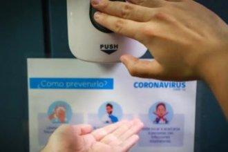 Entre Ríos confirmó más de 100 casos de coronavirus, distribuidos en 10 departamentos