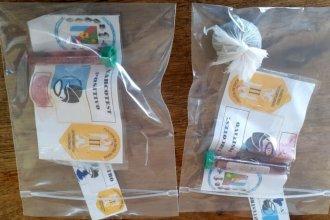 Droga y celulares, el contenido de un extraño paquete que apareció en una cárcel de la costa del Uruguay
