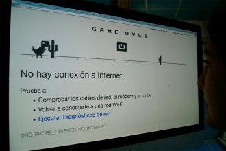 Importante cantidad de usuarios quedaron sin internet por el corte de servicio de una empresa