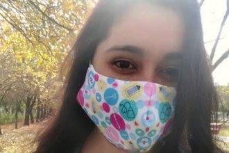 """Enfermera que tuvo coronavirus dio su testimonio: """"Sentí dolores que nunca había tenido y tuve picos de fiebre"""""""