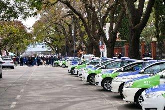 Los gremios repudiaron la protesta policial que llegó a Olivos