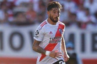 Milton Casco dio positivo de Covid 19 y se pierde el reestreno en la Libertadores