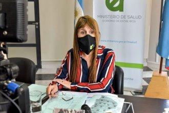 """""""Se habilitan nuevas actividades, pero…"""", dice la ministra de Salud de Entre Ríos"""