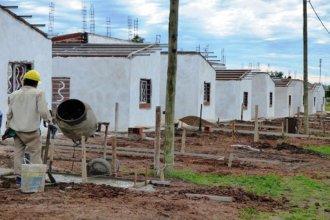 Para que puedan terminar sus viviendas, ofrecen otro préstamo a las familias que tomaron crédito del IAPV