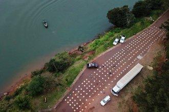 En el tramo norte del río Paraná, Prefectura decomisó más de 4 toneladas de marihuana