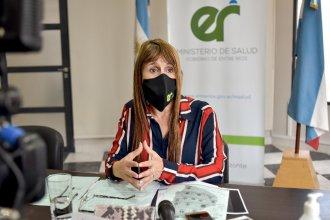"""La vacunación de menores """"significa coronar una estrategia muy importante"""", según la ministra de Salud"""