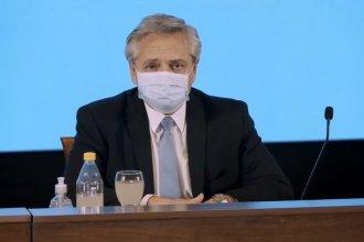 Fernández anunció que trabajan en un fondo de asistencia a las provincias para el 2021
