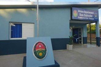 En ciudad entrerriana, la Jefa Departamental y otros siete policías están aislados