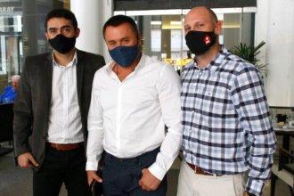A casi dos semanas de ser detenido, el ucraniano que viajaba en un baúl recuperó la libertad