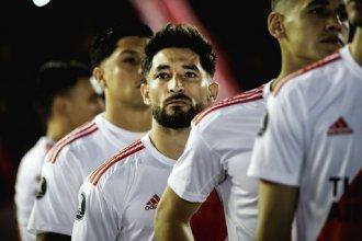 Gallardo tomó una decisión con Casco antes de viajar a Lima
