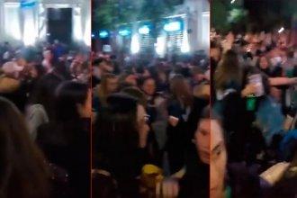 Chajarí es tendencia en las redes y los medios se hacen eco de los estudiantes marchando por las calles
